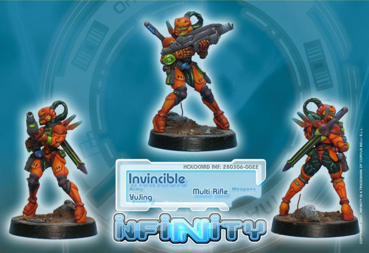 Invincible (Multi Rifle) - Niezwyciężony (2)