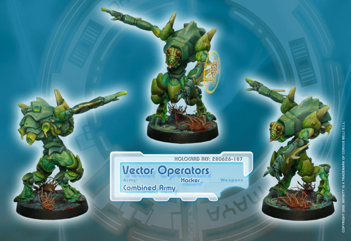 Vector Operator (Hacker) - Operatorzy Wektoru W.C.D.