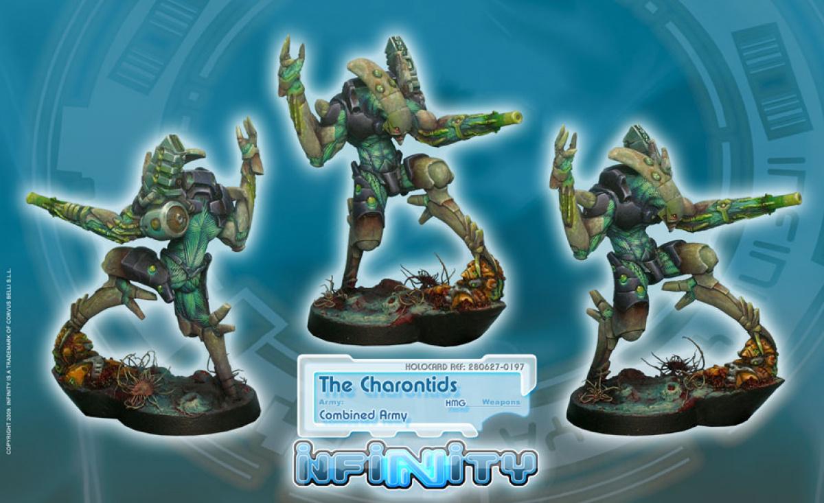 Charontids (HMG)