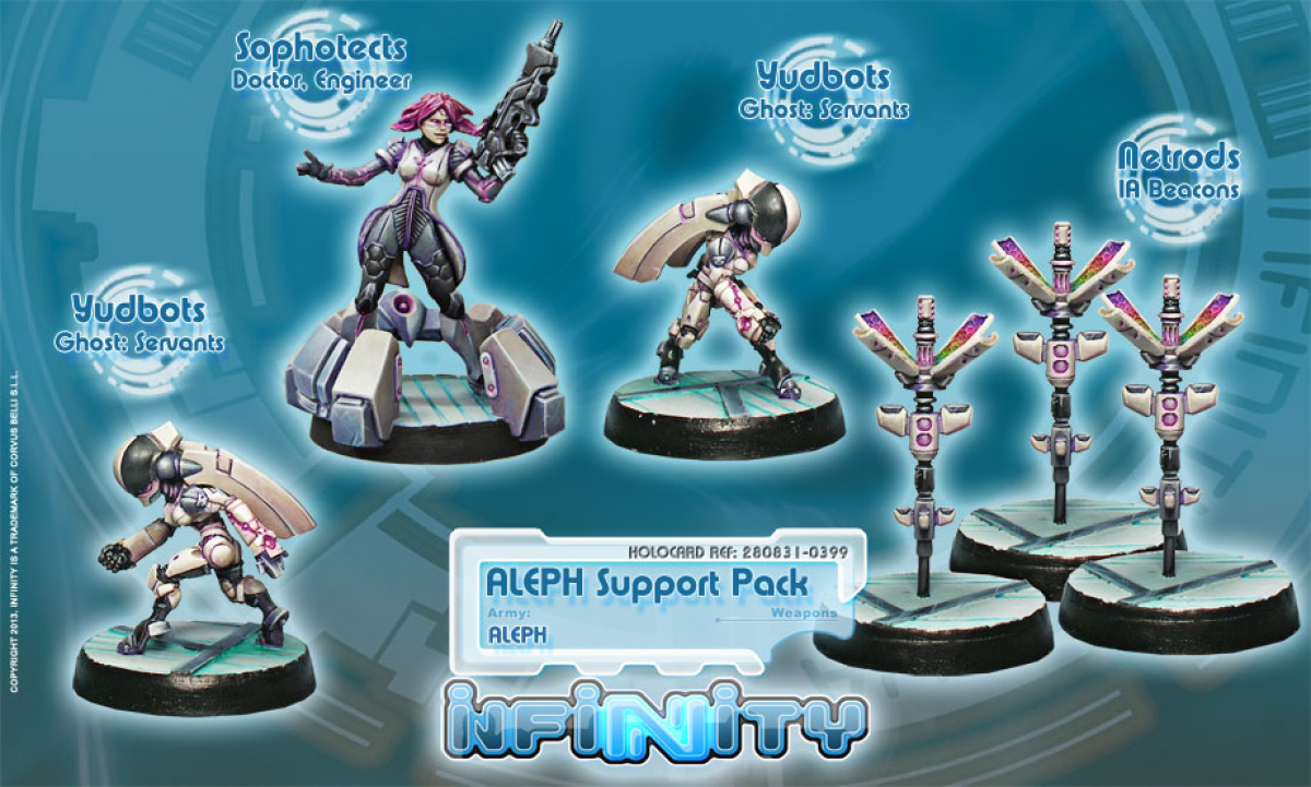 Aleph Support Pack