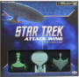 Star Trek Attack Wing Heroclix: Miniatures Game
