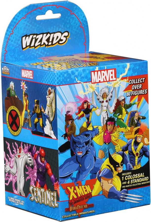 Marvel HeroClix: X-Men the Animated Series - The Dark Phoenix Saga Colossal Booster