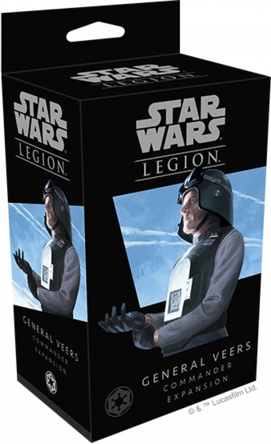 Star Wars: Legion - General Veers Commander Expansion