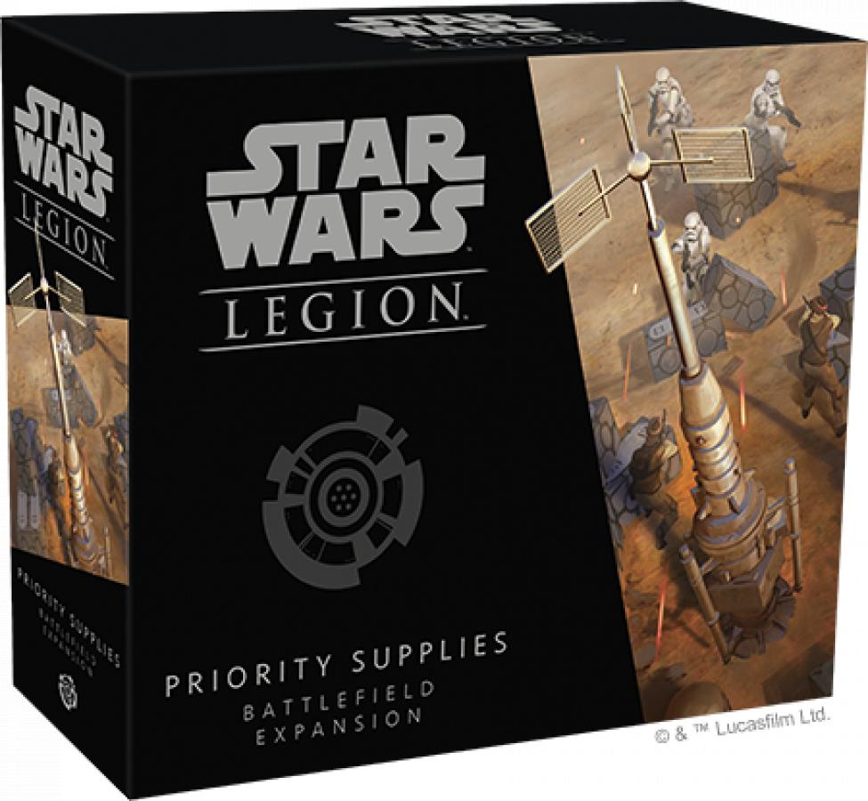 Star Wars: Legion - Priority Supplies Battlefield Expansion