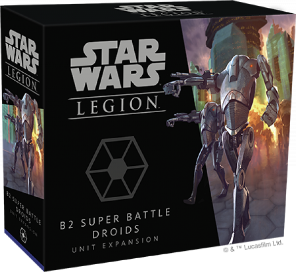 Star Wars: Legion - B2 Super Battle Droids Unit Expansion
