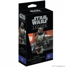 Star Wars Legion: Super Tactical Droid Commander