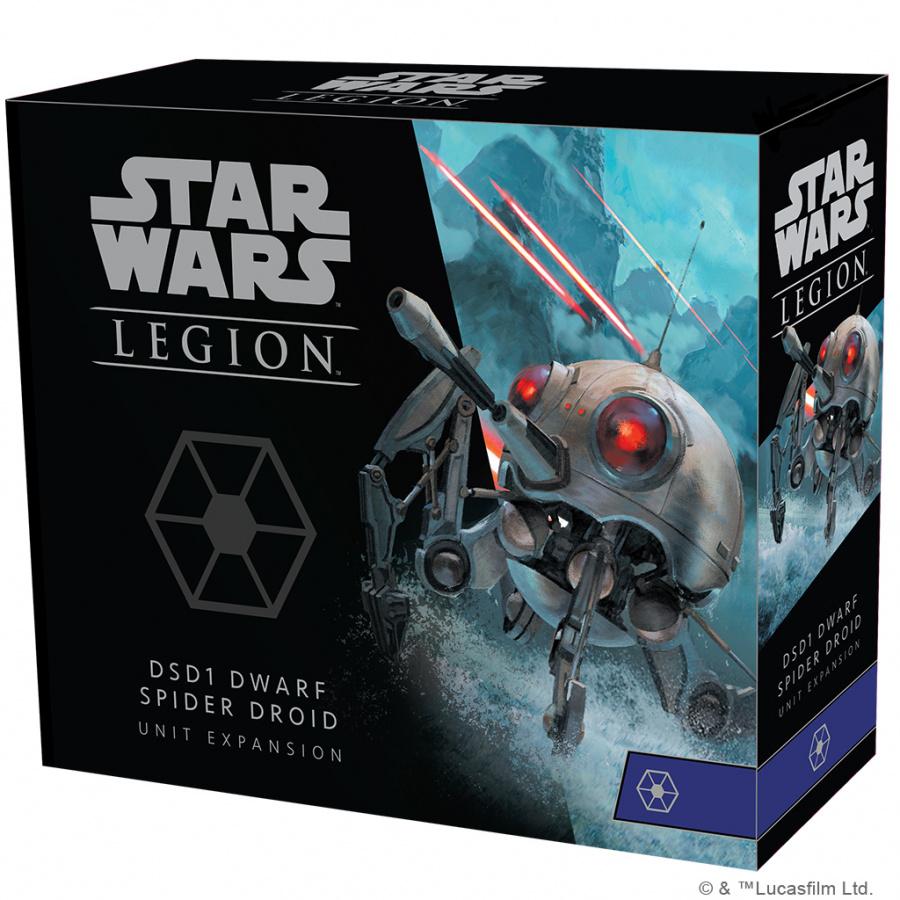 Star Wars Legion: DSD1 Dwarf Spider Droid