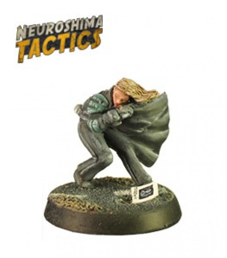 Neuroshima Tactics: Bohaterowie - Zabójca