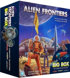 Alien Frontiers: Big Box - The Complete Collection