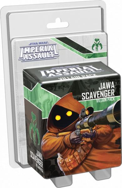 Star Wars: Imperial Assault - Jawa Scavenger Villain Pack