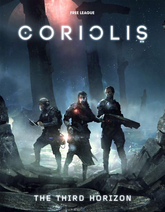 Coriolis RPG: The Third Horizon