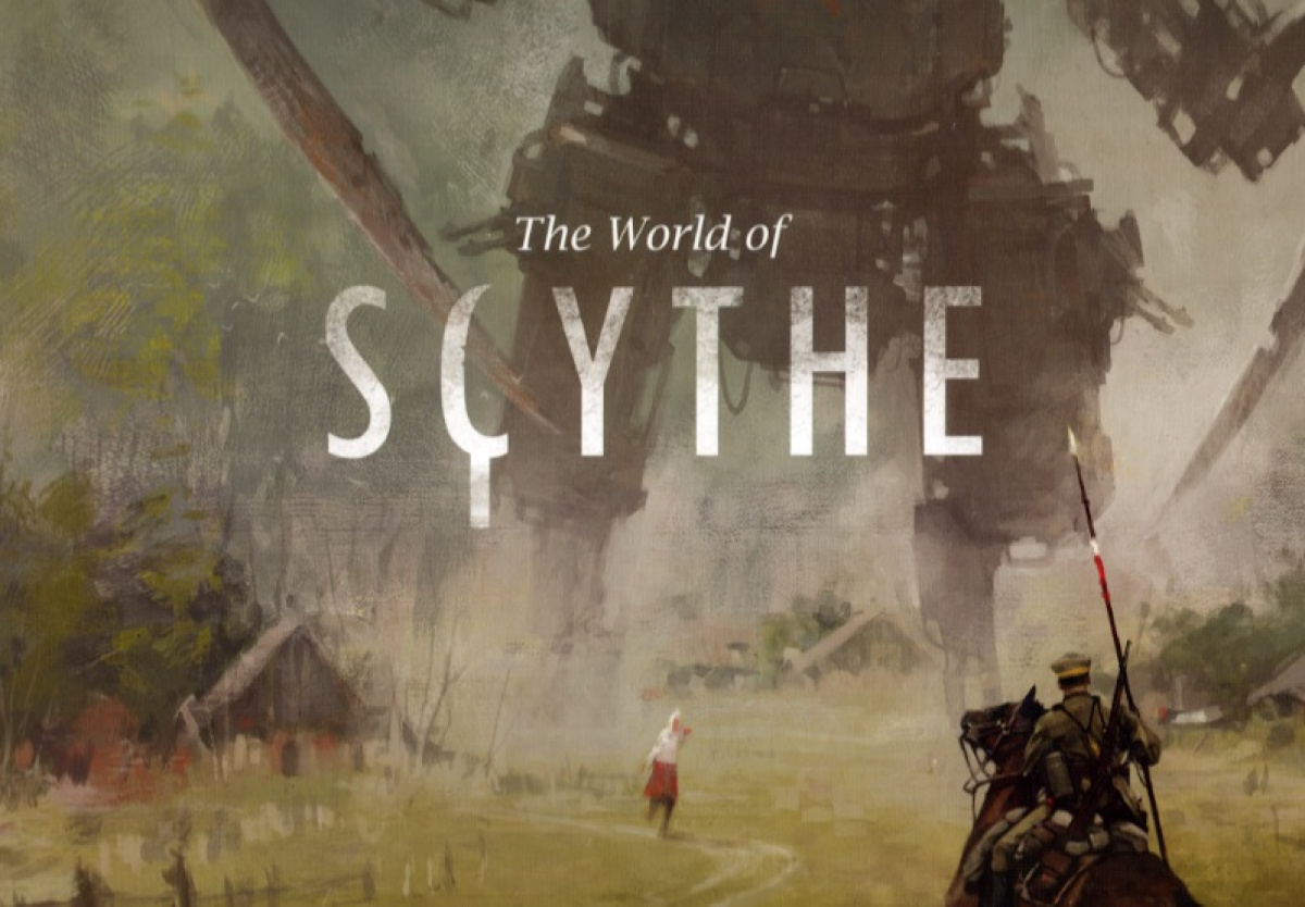 The World of Scythe - Artbook