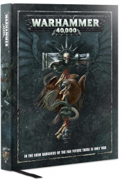 Warhammer 40,000: VIII Edycja (twarda oprawa)