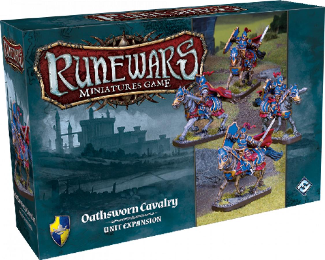 RuneWars: The Miniatures Game - Oathsworn Cavalry