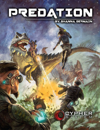 Cypher System RPG: Predation