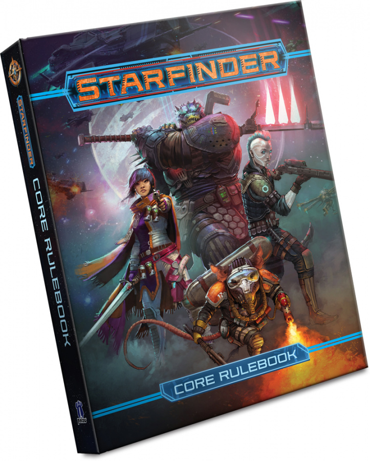Starfinder RPG: Core Rulebook