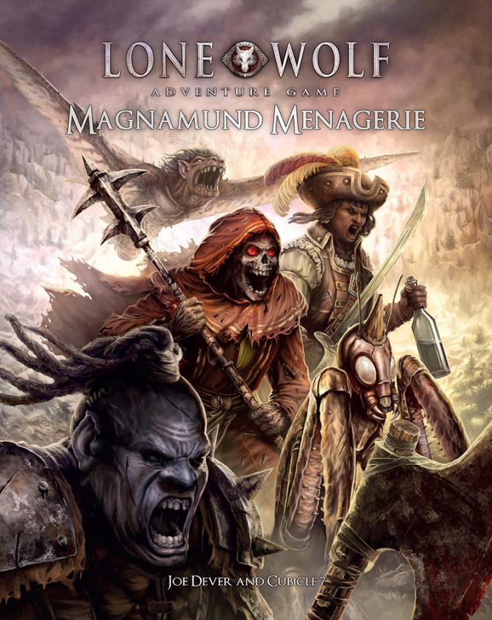 Lone Wolf Adventure Game: Magnamund Menagerie