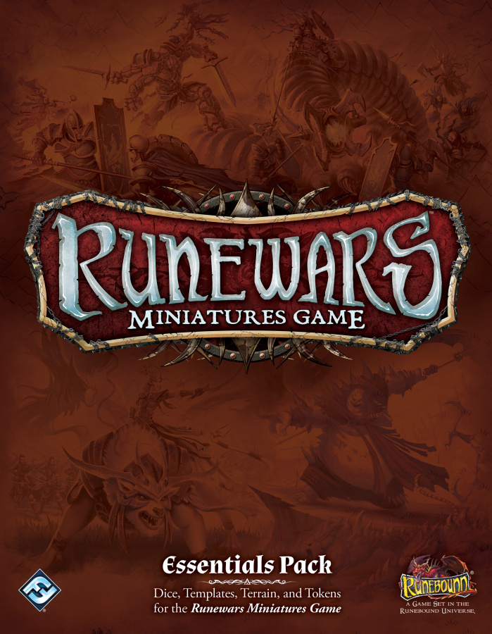 RuneWars: The Miniatures Game - Essentials Pack