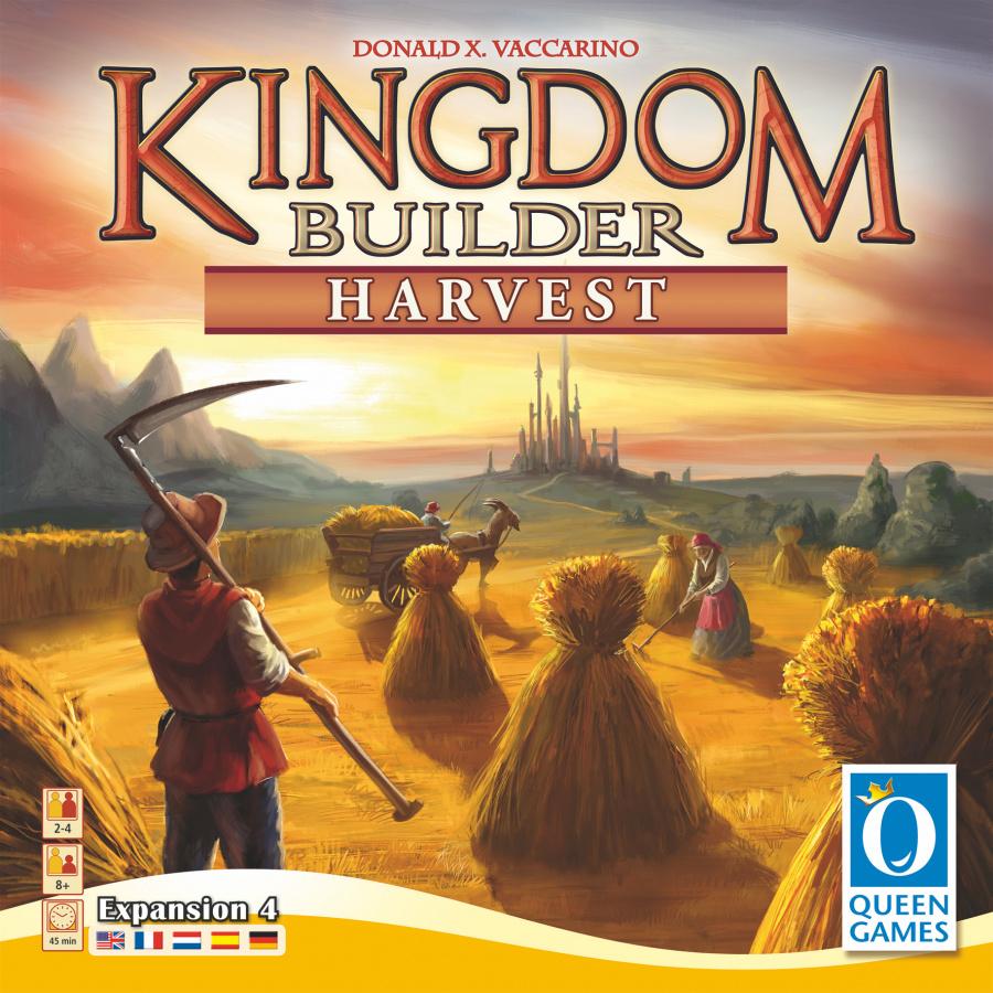 Kingdom Builder: Harvest