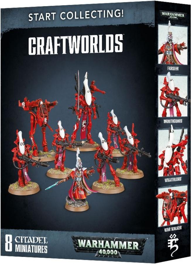 Warhammer 40,000: Start Collecting - Craftworlds (edycja 2017)