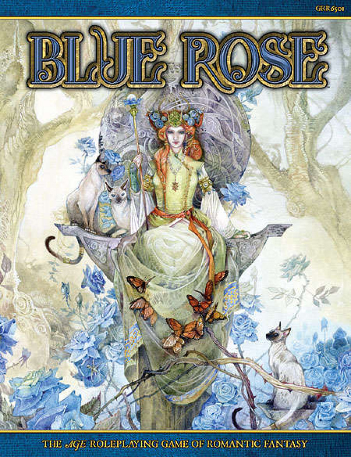 Blue Rose RPG: The Age of Romantic Fantasy