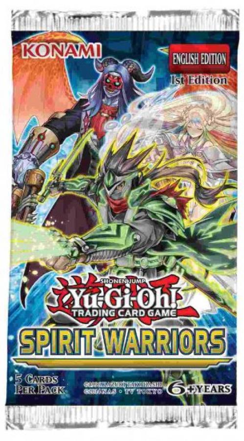 Yu-Gi-Oh! - Spirit Warriors Booster