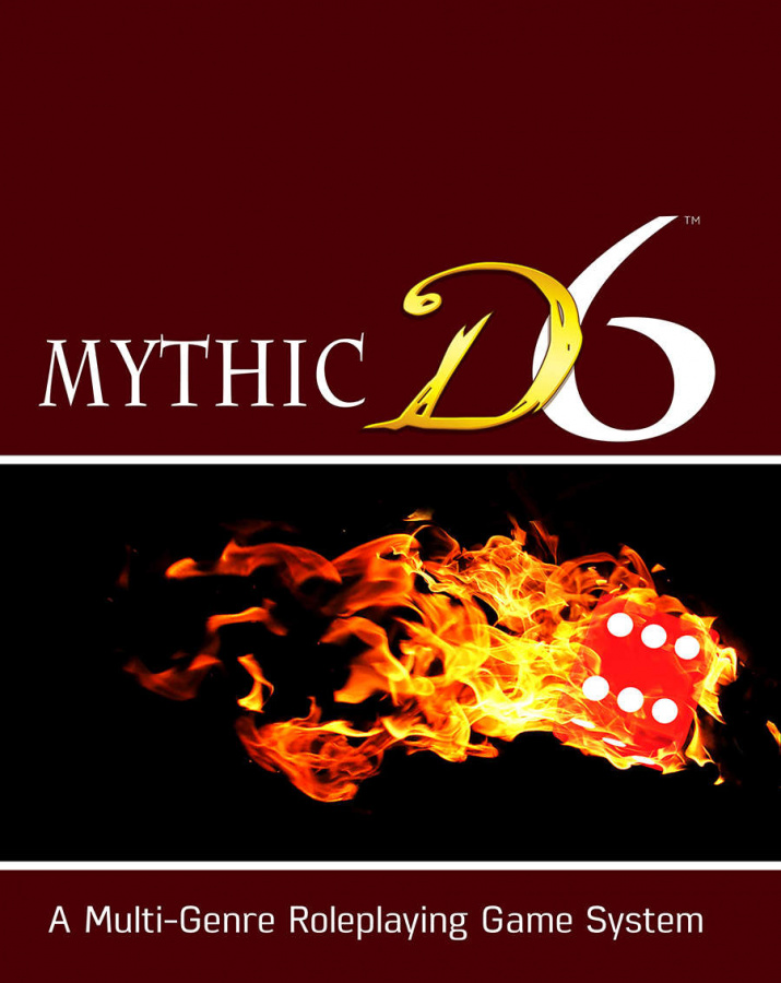 Mythic D6: A Multi-Genre Roleplaying Game System