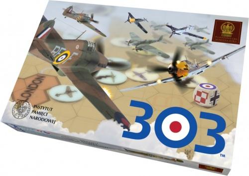 303 - Bitwa o Wielką Brytanię (druga edycja)