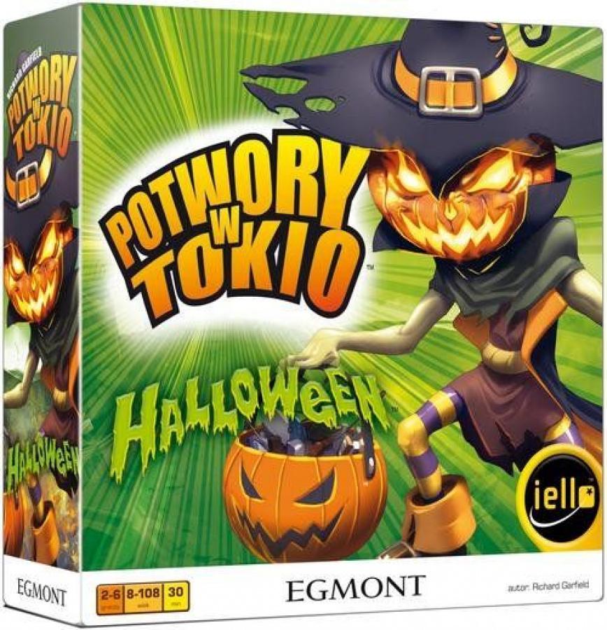 Potwory w Tokio: Halloween