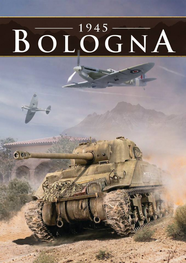 1945 Bolonia