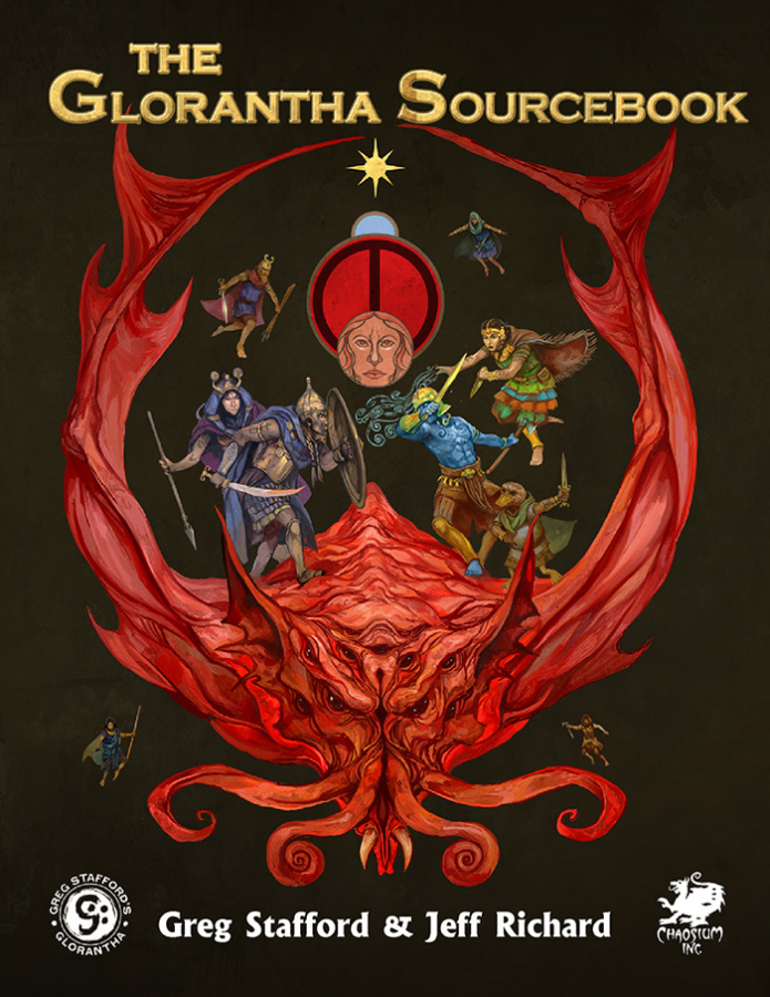 The Glorantha Sourcebook