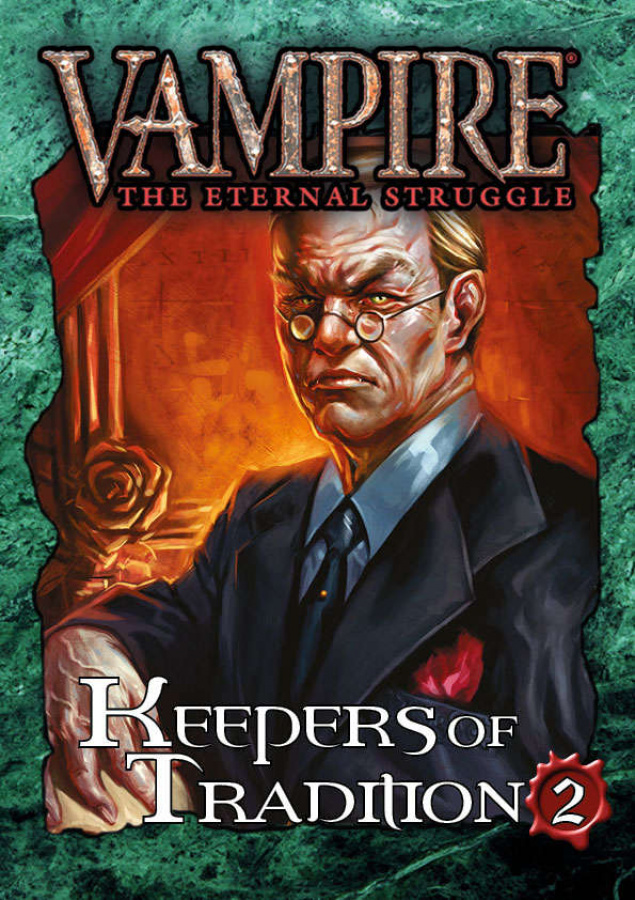 Vampire: The Eternal Struggle - Keepers Of Tradition Bundle 2