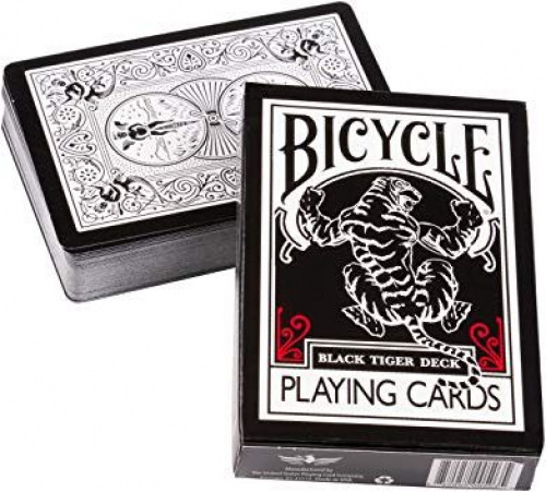 Bicycle: Black Tiger