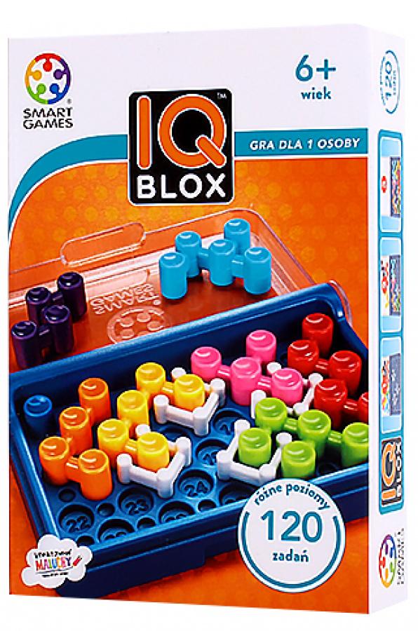 Smart Games - IQ Blox (edycja polska)