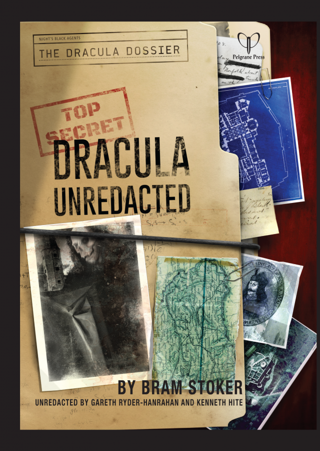 Night's Black Agents: The Dracula Dossier - Dracula Unredacted