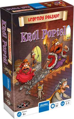 Król Popiel