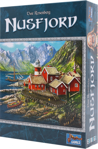 Nusfjord (Second Edition)