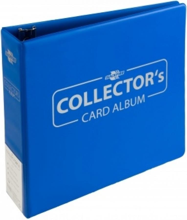 Blackfire: Collector's Card Album - Blue