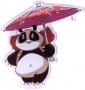 Magnes Takenoko: Panda pod parasolem