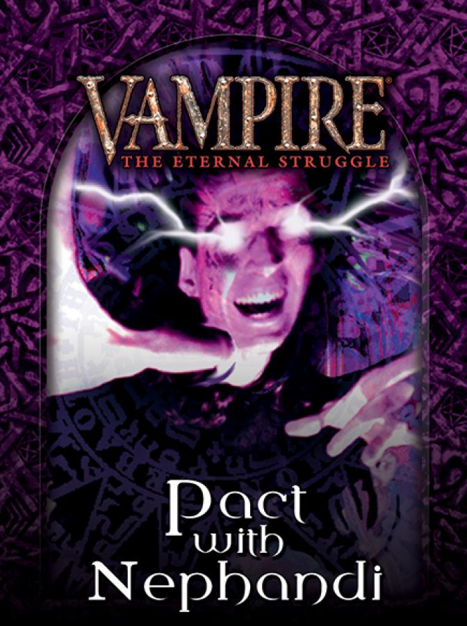 Vampire: The Eternal Struggle - Pact with Nephandi