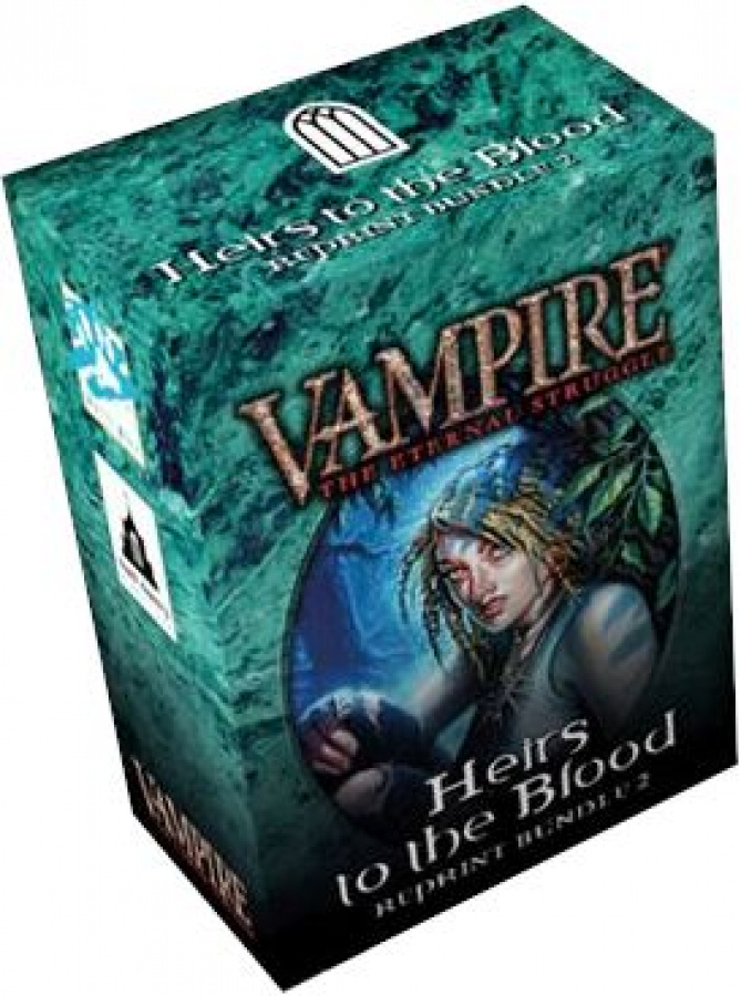 Vampire: The Eternal Struggle - Heirs to the Blood - Reprint Bundle 2