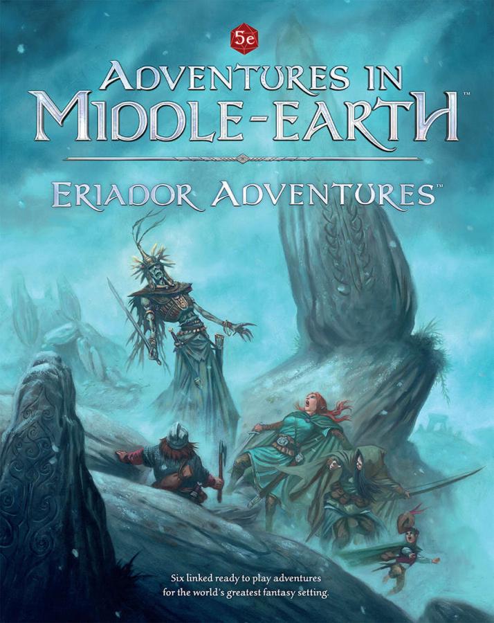 Adventures in Middle-earth RPG: Eriador Adventures