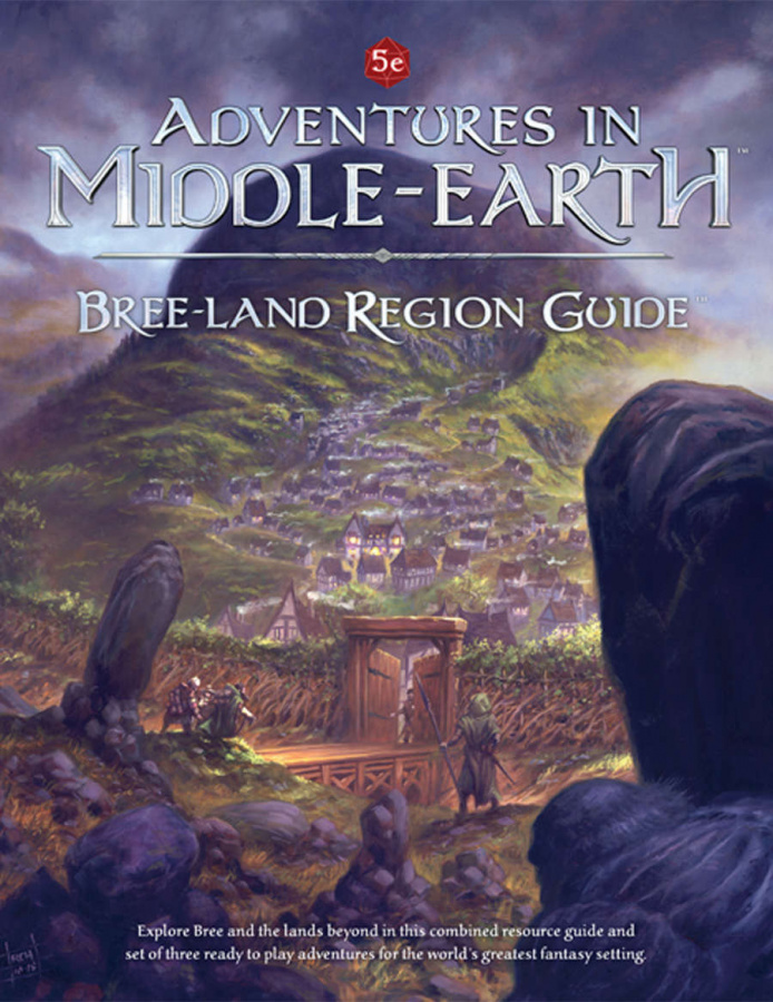 Adventures in Middle-earth RPG: Bree-Land Region Guide