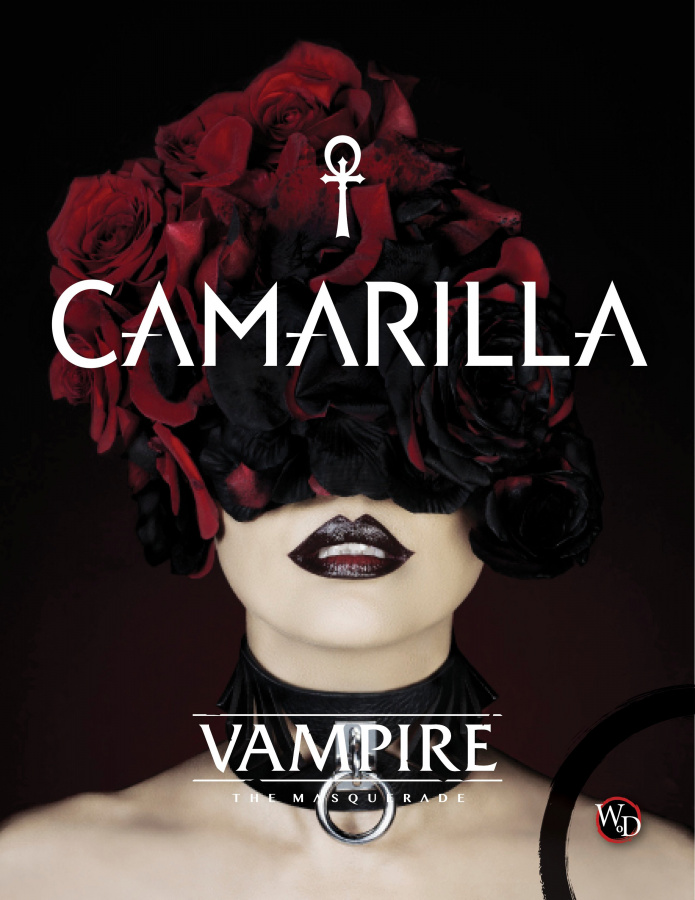 Vampire: The Masquerade 5th Edition - Camarilla Supplement