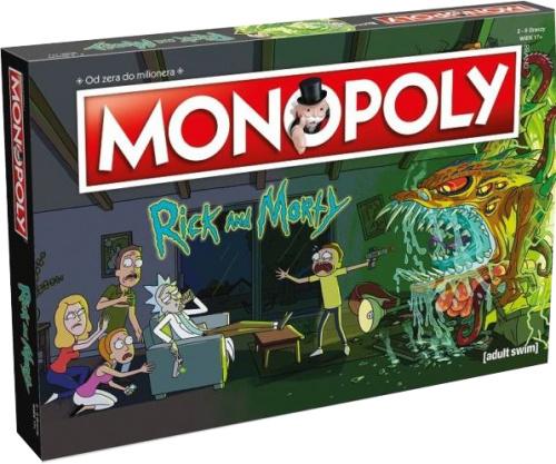 Monopoly: Rick i Morty
