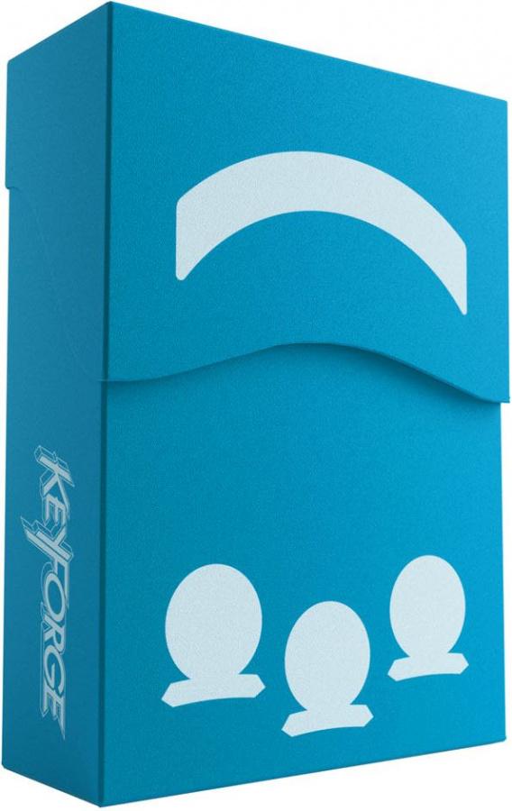 Gamegenic: KeyForge - Aries Blue Deck Box
