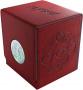 Gamegenic: KeyForge - Vault Red Premium Deck Box