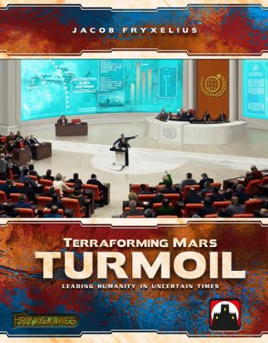 Terraformacja Marsa: Niepokoje