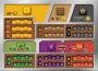 Terraformacja Marsa - Zestaw 5 plansz graczy (z wycięciami)
