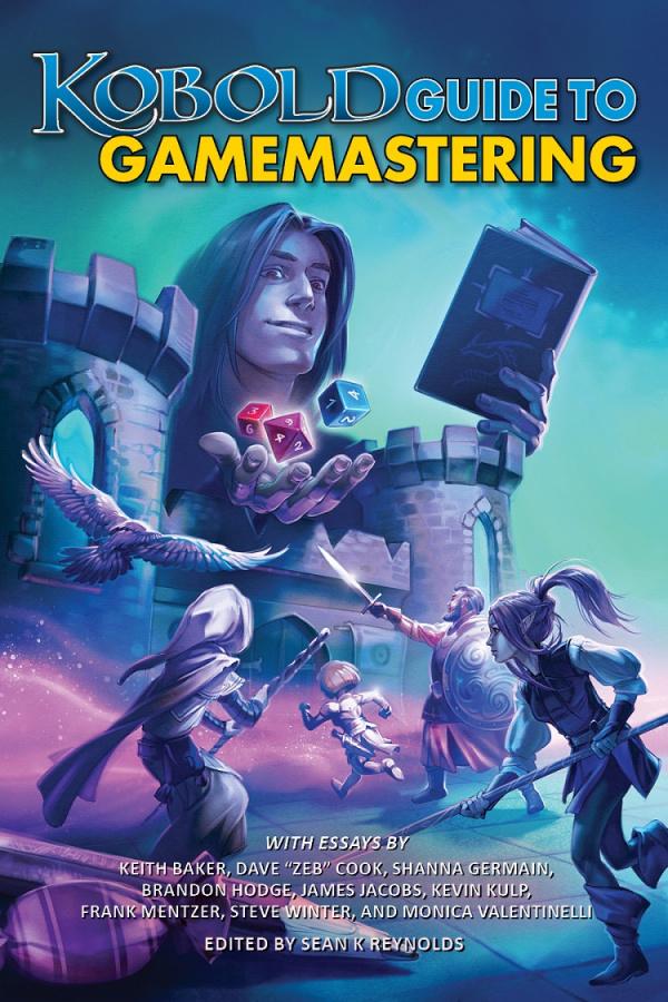 Kobold: Guide to Gamemastering